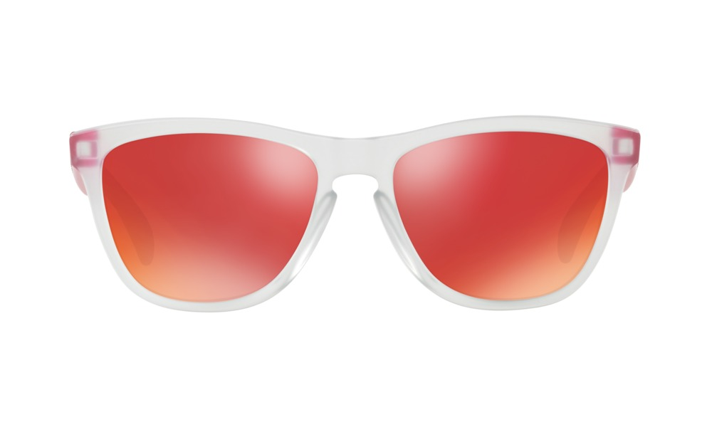 5de9c6539fa OAKLEY FROGSKINS PINK TORCH IRIDIUM – The O Corner
